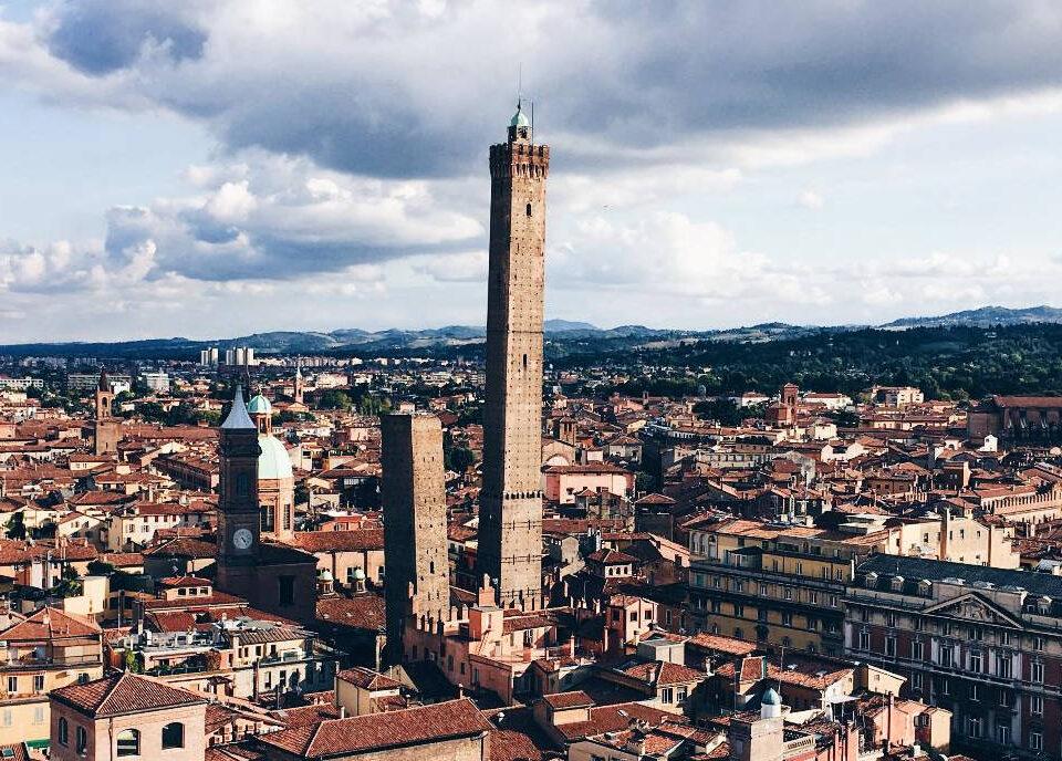 Le due Torri: simbolo di Bologna